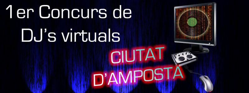 Concurs dj's virtuals