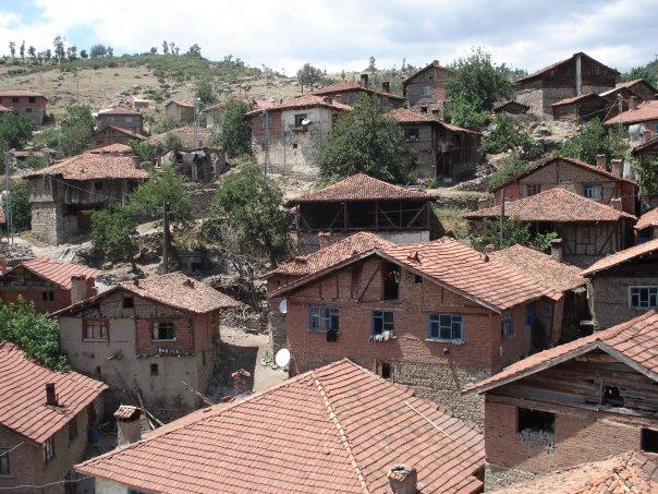 Bursa Keles Dedeler Köyü