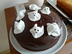 Fantasmas sobre la torta