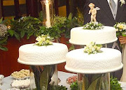Matrimonio, tres tortas