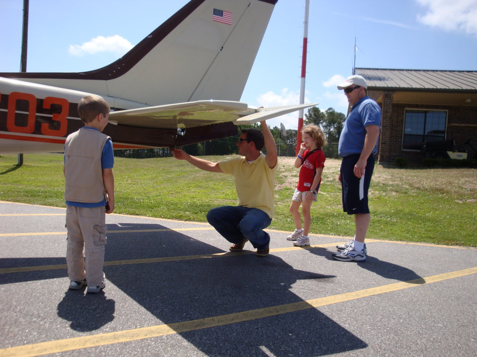 You Fly, Girl: Learn How To Fly A Plane Day