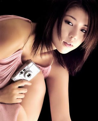 Miho%2BYoshioka%2BCamera Japanese Idol and Race Queen Miho Yoshioka