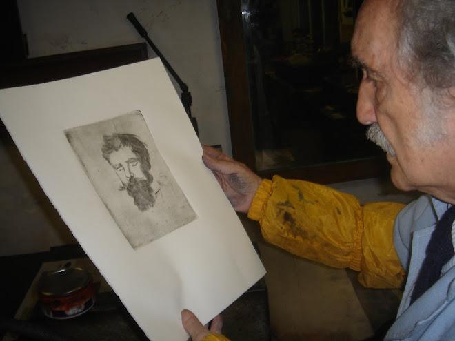 Gravat Santiago Rusiñol