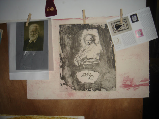 Gravat retrat Goya