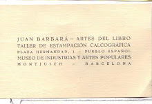Artes del libro taller