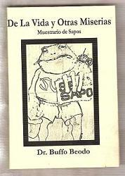 La Primer Tapa (1º Tirada: 1500 ejemplares, Noviembre de 1999)