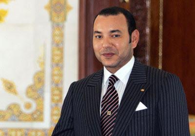 King Mohammed, VI of Morocco