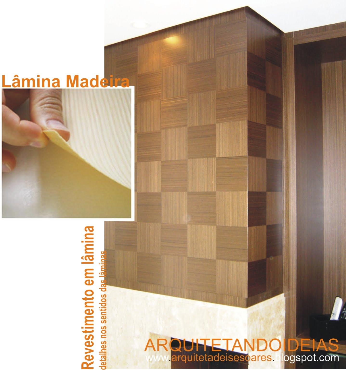 Acabamento com Lamina de madeira ao invés de usar a melamina para  #9A6731 1437x1534