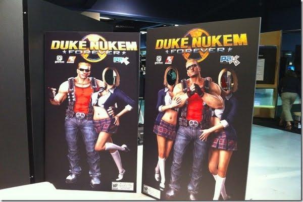 Wordsmith VG: Duke Nukem Forever is ALIVE and Gunning for a 2011 Release!