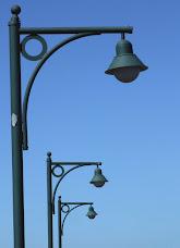 Luminária - Foto de Jussara Fabris Leite