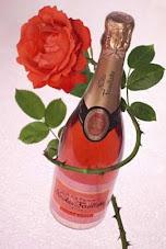 Champagne Nicolas Feuillatte.