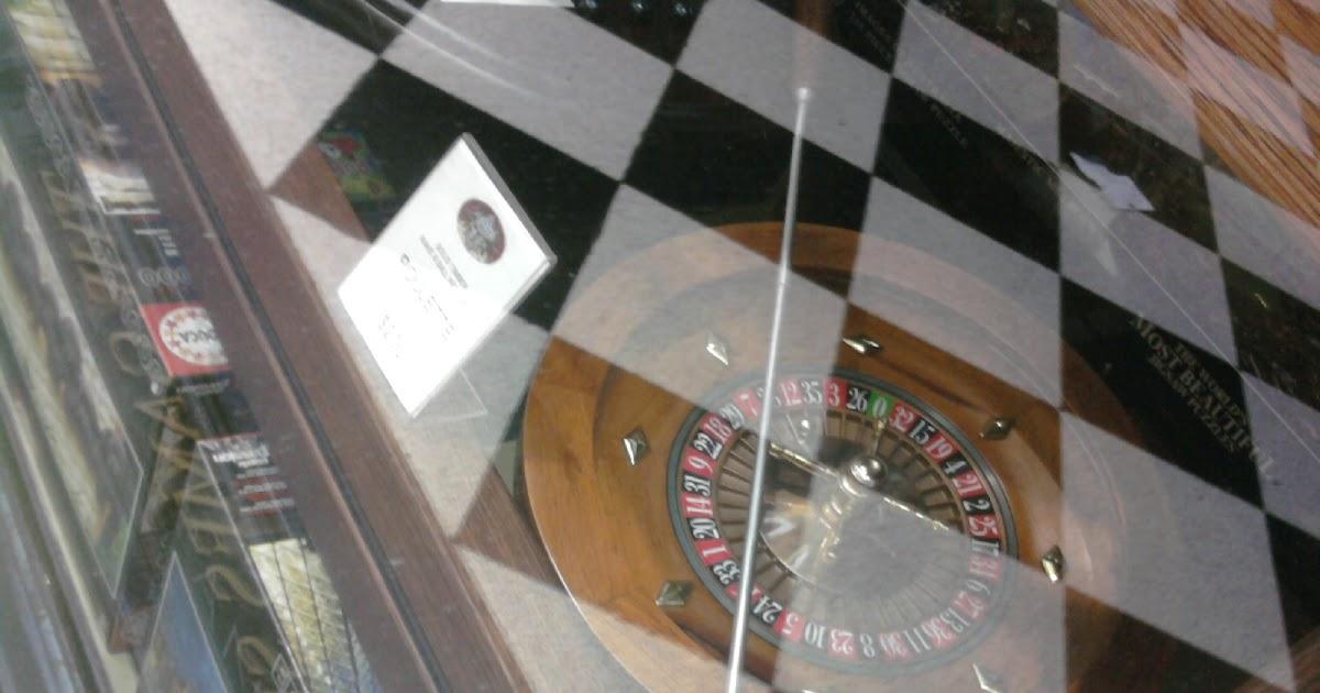 Crown casino gift shop
