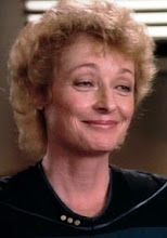 Diana Muldaur en Star Trek