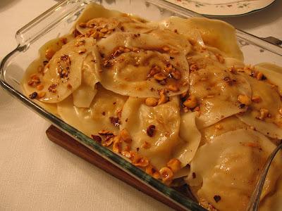 Recipes for frozen ravioli