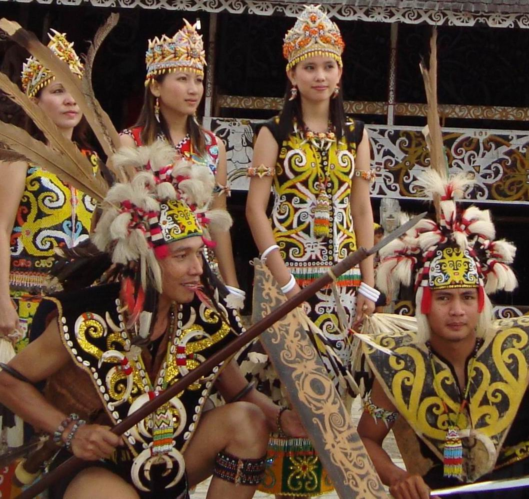 Pelbagai Warisan Budaya Etnik Sabah Dan Sarawak