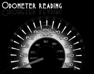 Note down the odometer reading when you are handing over the car  to the transporter