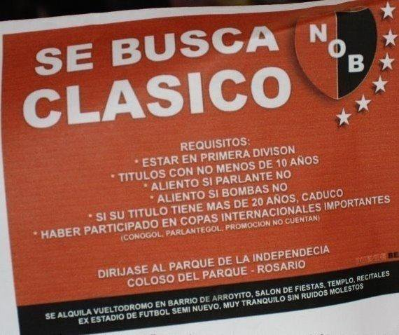 Rosario Central el post que se merece
