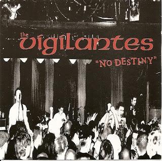 THE VIGILANTES - NO DESTINY EP