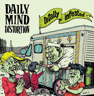 DAILY MIND DISTORTION - TOTALLY INFESTED (2009)