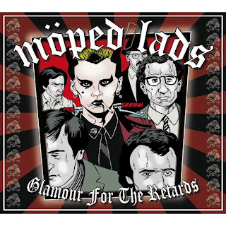 MOPED LADS - GLAMOUR FOR THE RETARDS (2009)