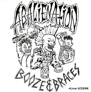 ABALIENATION - BOOZE & BRACES