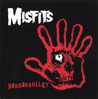 THE MISFITS - HORRORBULLET 7'' (1989)