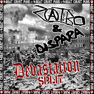 ZATIRO & DISPARA - DEVASTATION SPLIT (2010)