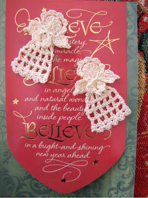 Homemade Christmas Ornaments - Free Patterns