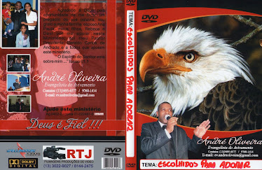 DVD EV.ANDRE OLIVEIRA