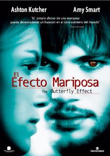 Poster de El efecto mariposa