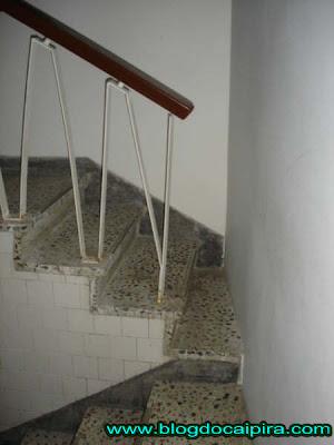 escada do corinthians