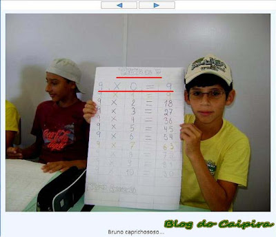 ele é muito bom em matemática