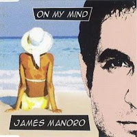 JAMES MANORO - On My Mind (2007)