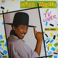 GLEN WHITE - TV Lover (1987)