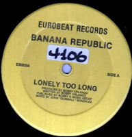 BANANA REPUBLIC - Lonely Too Long (1985)