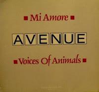 AVENUE - Mi Amore (1987)