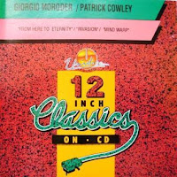 Cover Album of GIORGIO MORODER &  PATRICK COWLEY - 12 Inch Classics On Cd (1993)