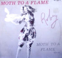 Cover Album of ROBEY - Moth To A Flame (1986)
