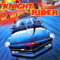 Cover Album of LASER COWBOYS - Theme From Knight Rider (1987)