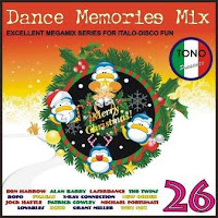 DANCE MEMORIES MIX 26 (2007)