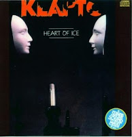 KLAPTO - Heart Of Ice (CD 1986)
