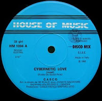 CASCO - Cybernetic Love (1983)