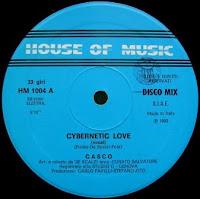 CASCO - Cybernetic Love (1983)