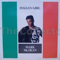 MARK Mc DEAN - Italian Girl (1986)
