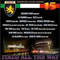 ITALO ALL THE WAY (CHEZ MIX) - VOL. 15