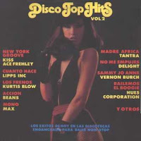 DISCO TOP HITS Vol. 2  (Arg. 1980)