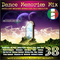 DANCE MEMORIES MIX 38 (2008)