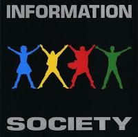 INFORMATION SOCIETY - Information Society (1988)
