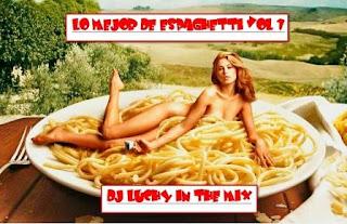 DJ LUCHY - LO MEJOR DE SPAGHETTI VOL. 1 (2009)