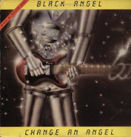 THE BLACK ANGEL - Change An Angel (1983)